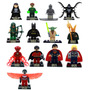 Lego Bonecos Compativel Playmobil Herois Marvel Dc Comics