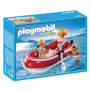 Playmobil Summer Fun 5439 - Nadadores Com Bote
