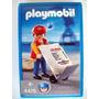Playmobil 4475 Estivador Do Porto De Santos