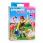 Playmobil Special Plus 4758 - Tratador Com Aves Exóticas