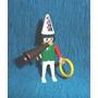 Playmobil-276 - Circo - Palhacinho Com Acessórios
