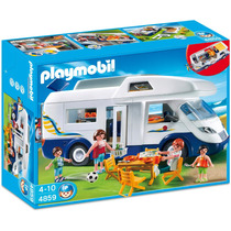 Playmobil - Trailer - 4859