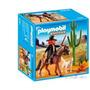 Playmobil - Western - Xerife Com Cavalo 5251