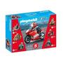 5522 Playmobil Esportes & Ação Super Bike