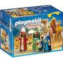 Playmobil # 5589 - Os Três Reis Magos