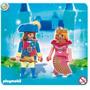 Playmobil Cavaleiro E Princesa Código 4913