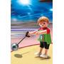 Playmobil Serie Olimpíadas Lançador De Martelo Código 5200