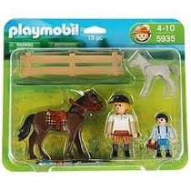Playmobil Conjunto Hipismo 5935