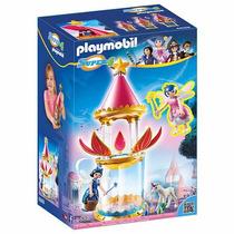 Playmobil Super 4 - Floral Torre Encantada Com A Twinkl 6688
