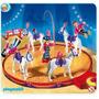 Playmobil Circo Domador Cavalos Código 4234