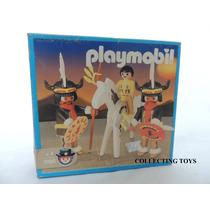 Playmobil - Índios Do Velho Oeste - Caixa Lacrada - Geobra