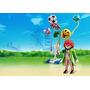 Playmobil Summer Fun - Palhaço Com Balão 5546 - Sunny