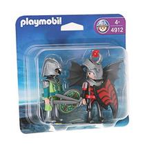 4912 Playmobil Medieval Duo Pack Guerreiros Medievais