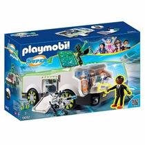 Playmobil - Veículo Techno Com Gene - Cod: 6692