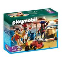 Playmobil Tripulação De Pirata 5136 Sunny