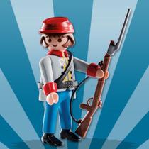 5596 Playmobil Figures Série 8 P2 - Soldado Confederado