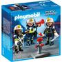 Playmobil Série Bombeiros Frete 10 Reais