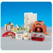 Playmobil 6291 - Pizzaria Completa - Add-on