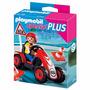 Playmobil Special Plus Criança Com Carro De Corrida 4759
