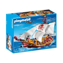 5618 Playmobil Pirata Navio Pirata