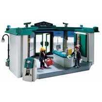 Playmobil City 5177 - Banco - Caixa Lacrada!