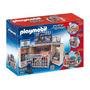 Playmobil - Estação De Policia Game Box Cod: 5421
