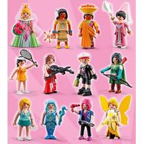 Playmobil Figuras Surpresa 5 - Meninas - 5461 - R$39,99 Cada