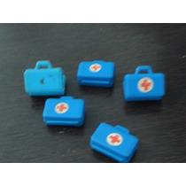 Mala Playmobil Medico Dos Anos 80