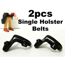 Playmobil-231 - 2 Cinturões Cowboy C/ Cartucheira Simples