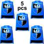 Playmobil-017 - 5 Corpos Espada Asas - Cavaleiro Medieval