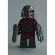 Boneco Mini Montável Tipo Lego - Zed Lol - Pronta Entrega