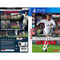 Winning Eleven 2016 Soccer Impact - Frete Gratis - Ps2