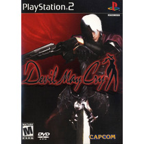 Devil May Cry - Patch - Ps2