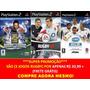 Rugby Ps2 (kit 3 Jogos Play Station 2 Esporte (frete Grátis)