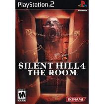 Silen-t Hill 4 (ps2)-
