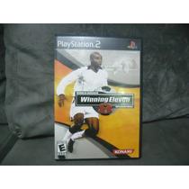 Winning Eleven 8 Original Playstation 2 Ps2 Completo