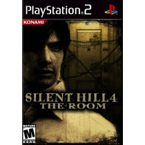 Silent Hill 4 The Room Pr Br - Patch -(ps2 E Pc)
