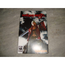 Manual Devil May Cry 3 Playstation 2 (ps2) Frete Grátis
