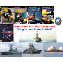 Navios De Guerra Collections - Playstation 2