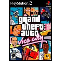Gta Vice City Ps2 Original (frete Grátis)