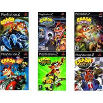 Patches Crash Bandicoot (total De 6) Ótimos Patches! (mod)