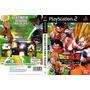 Dragon Ball Z Tenkaichi 3 - Ps2 - Frete Grátis