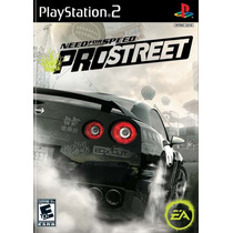 Patch Need For Speed Pro Street Ps2