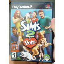 Dvd The Sims 2 - Playstation 2 - Encarte Interno