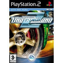 Patch Need For Speed Underground 2 Ps2
