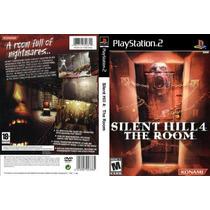 Patchs Ps2 Silent Hill 3 E 4 Rooms Portugues
