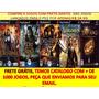 O Senhor Dos Anéis O Retorno Do Rei Ps2 (kit 5 Jogos) Play 2