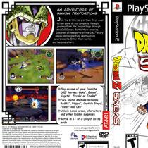 Dragon Ball Z Sagas - Ps2 - Frete Grátis