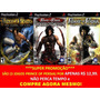 Prince Of Persia The Two Thrones Ps2 (kit 3 Jogos Play 2