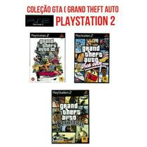 Gta ( Grand Theft Auto ) Coleção